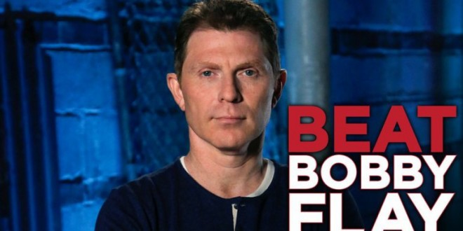 Beat Bobby Flay Live NYC Paid Tapings