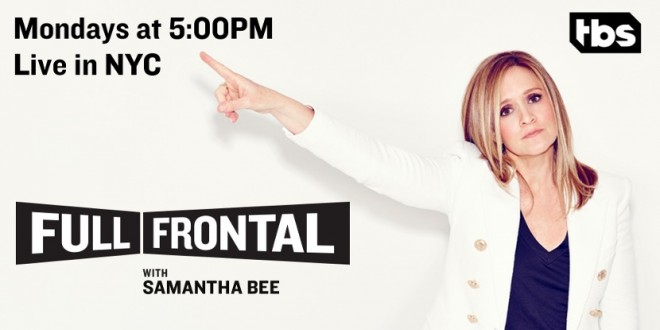Full Frontal with Samantha Bee Tickets