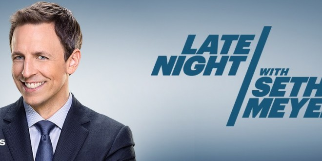 Late Night with Seth Myers Tickets