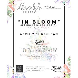 TST Collective + Kiehl's Launch Party