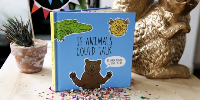 IF ANIMALS COULD TALK: BOOK LAUNCH PARTY