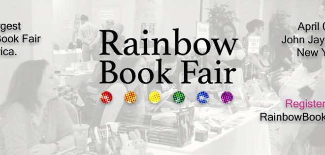 The Eighth Annual Rainbow Book Fair